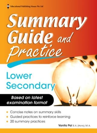 LOWER SECONDARY EXPRESS ENGLISH SUMMARY GUIDE AND PRACTICE