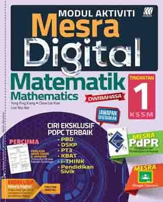 Jawapan Buku Teks Matematik Tingkatan 1 : Pelangi Form 1 ...