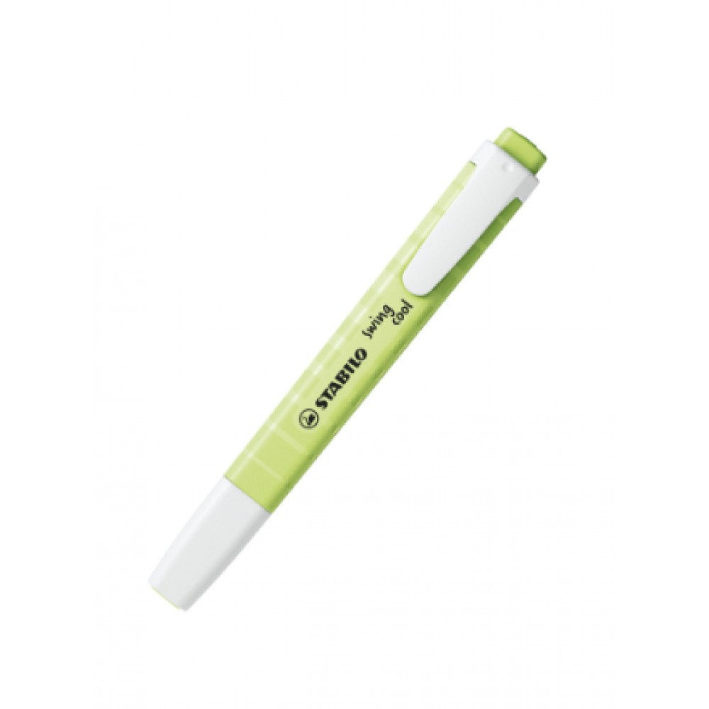 STABILO Swing Cool Pastel Highlighter Dash of Lime