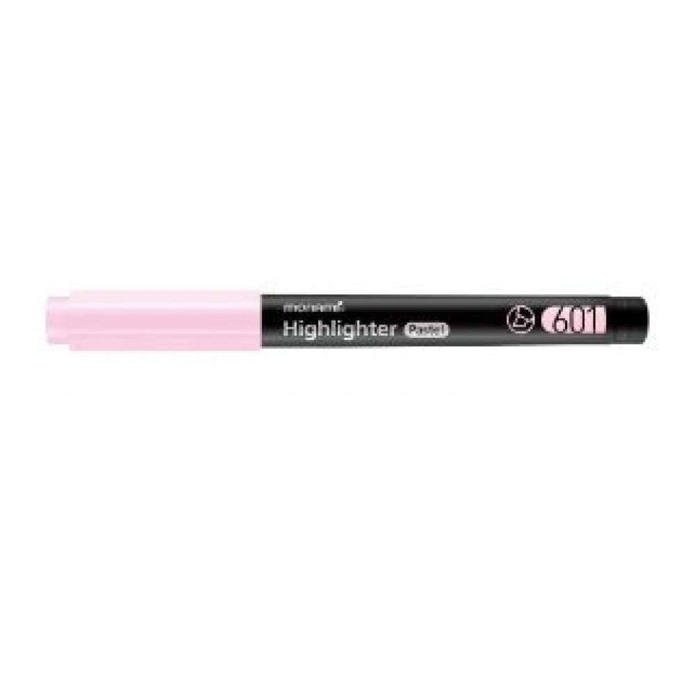 MONAMI 601 Highlighter Pastel Pink