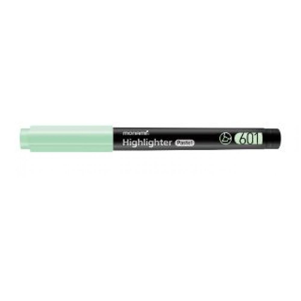 MONAMI 601 Highlighter Pastel Green