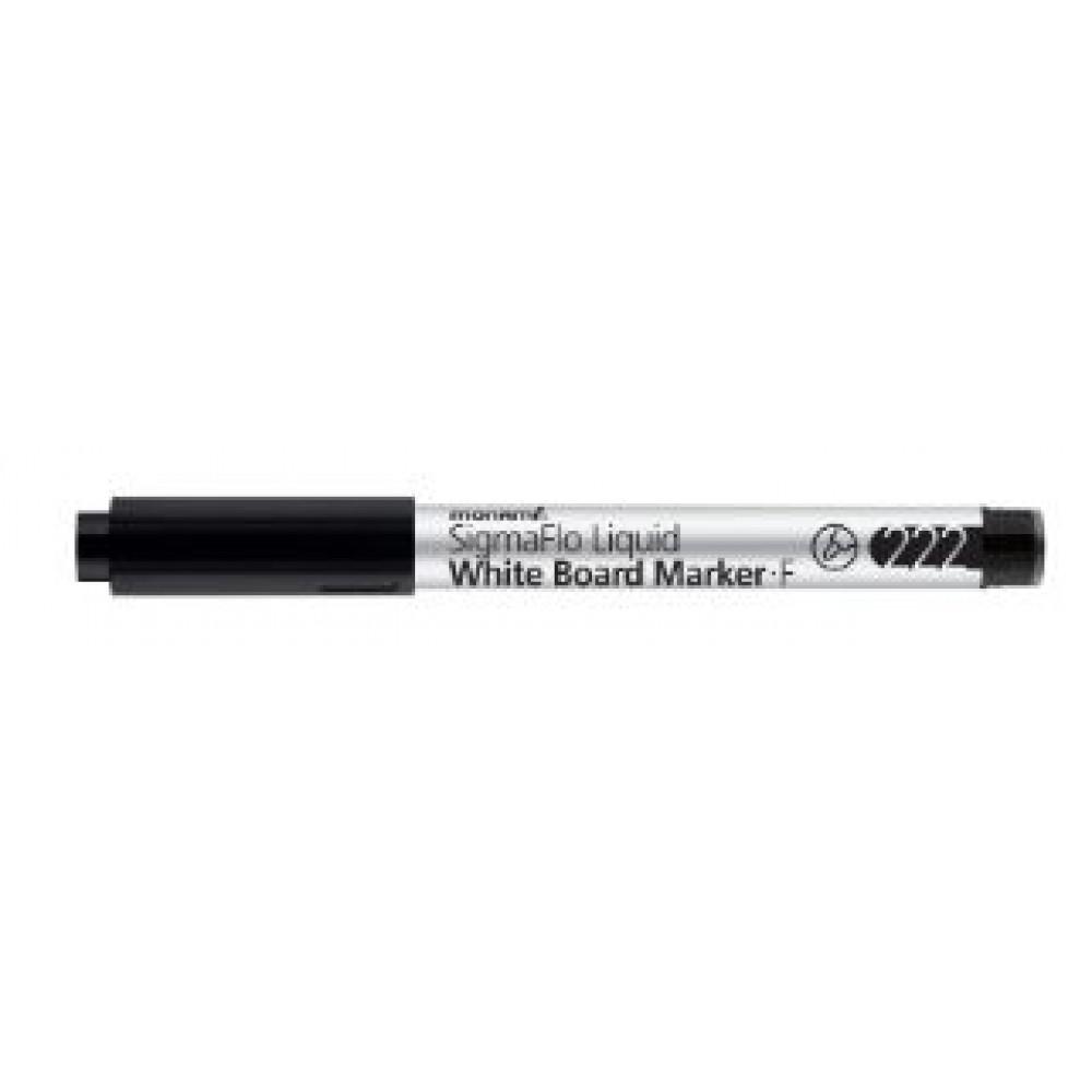 MONAMI Liquid White Board Marker 222 Fine Black
