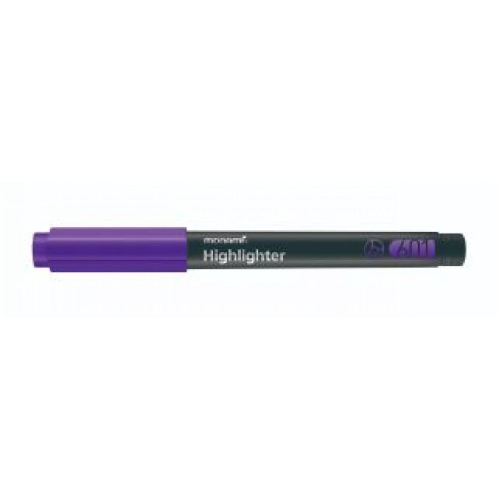 MONAMI 601 Highlighter Purple