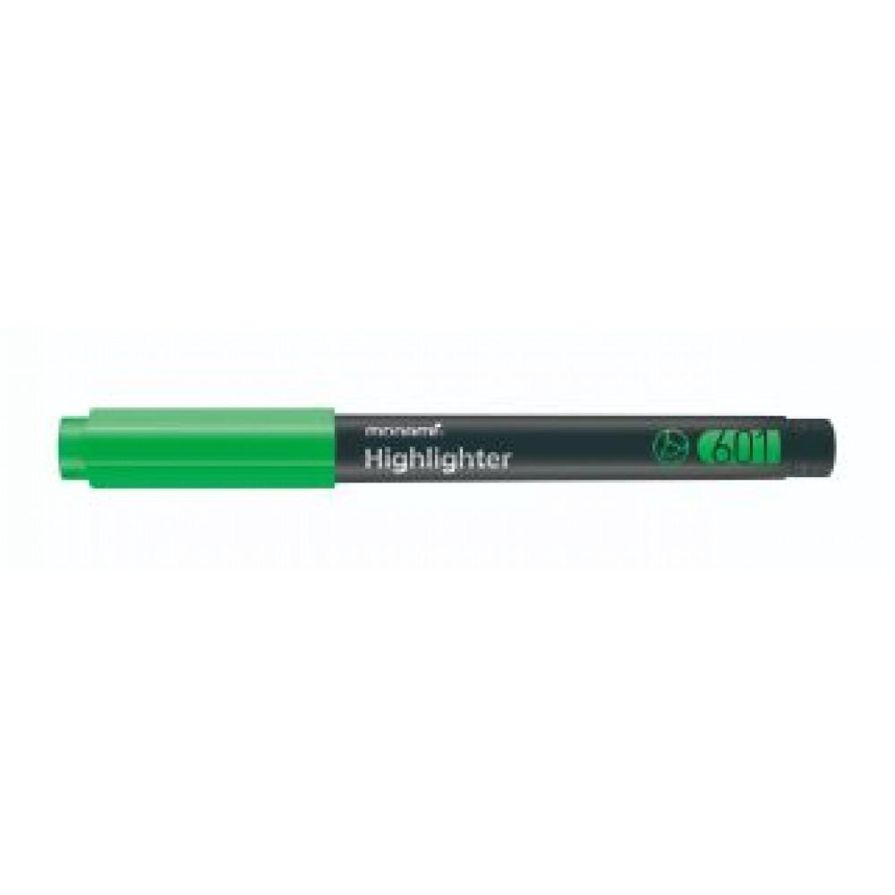 MONAMI 601 Highlighter Green