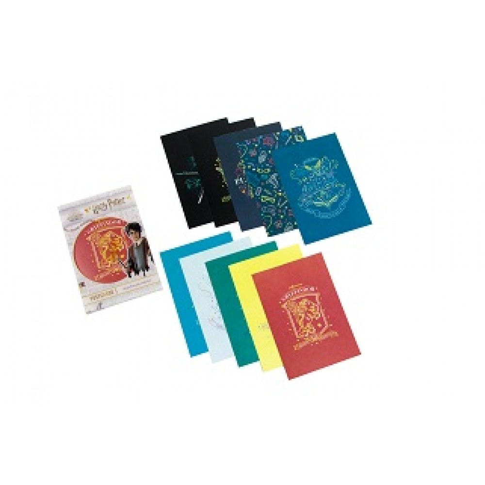 Harry Potter 10 pcs Post Card Collection