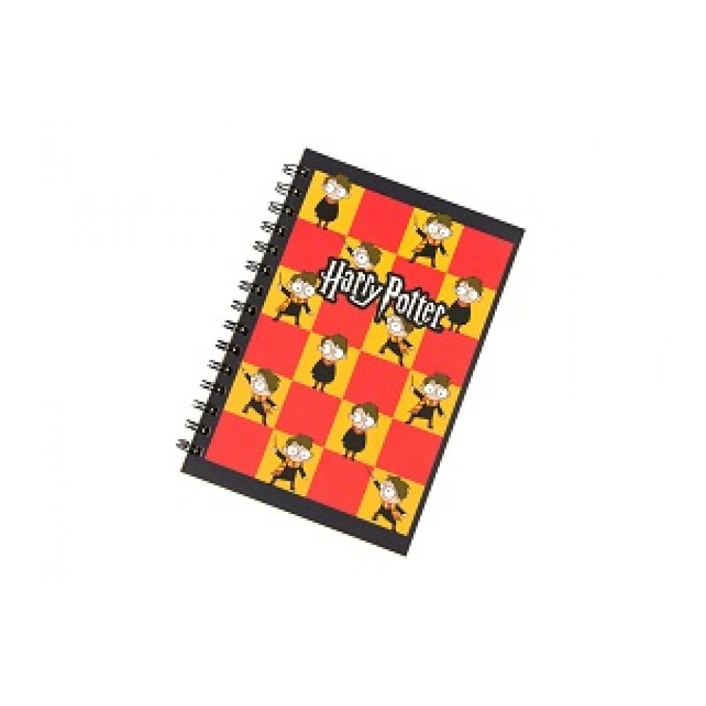 Harry Potter Spiral Notebook (Harry Potter)