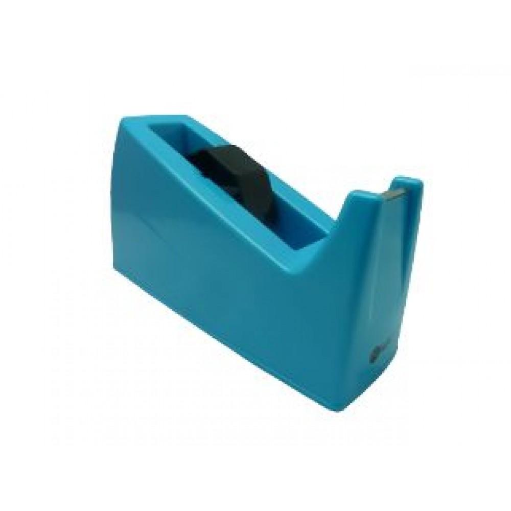 POP BAZIC TAPE DISPENSER LARGE-BLUE-T20550