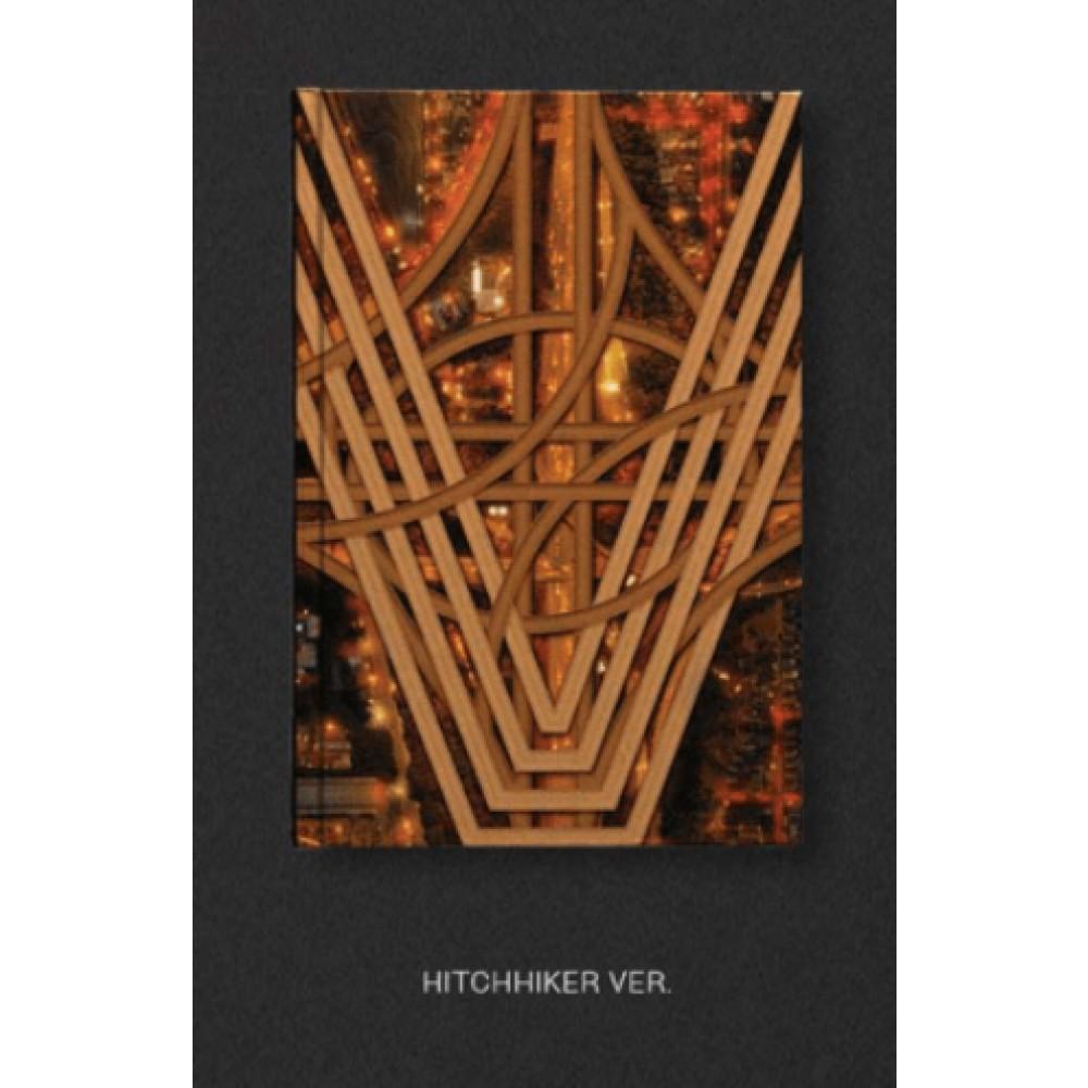 WAYV - 3RD MINI ALBUM: KICK BACK (HITCHHIKER VER.)