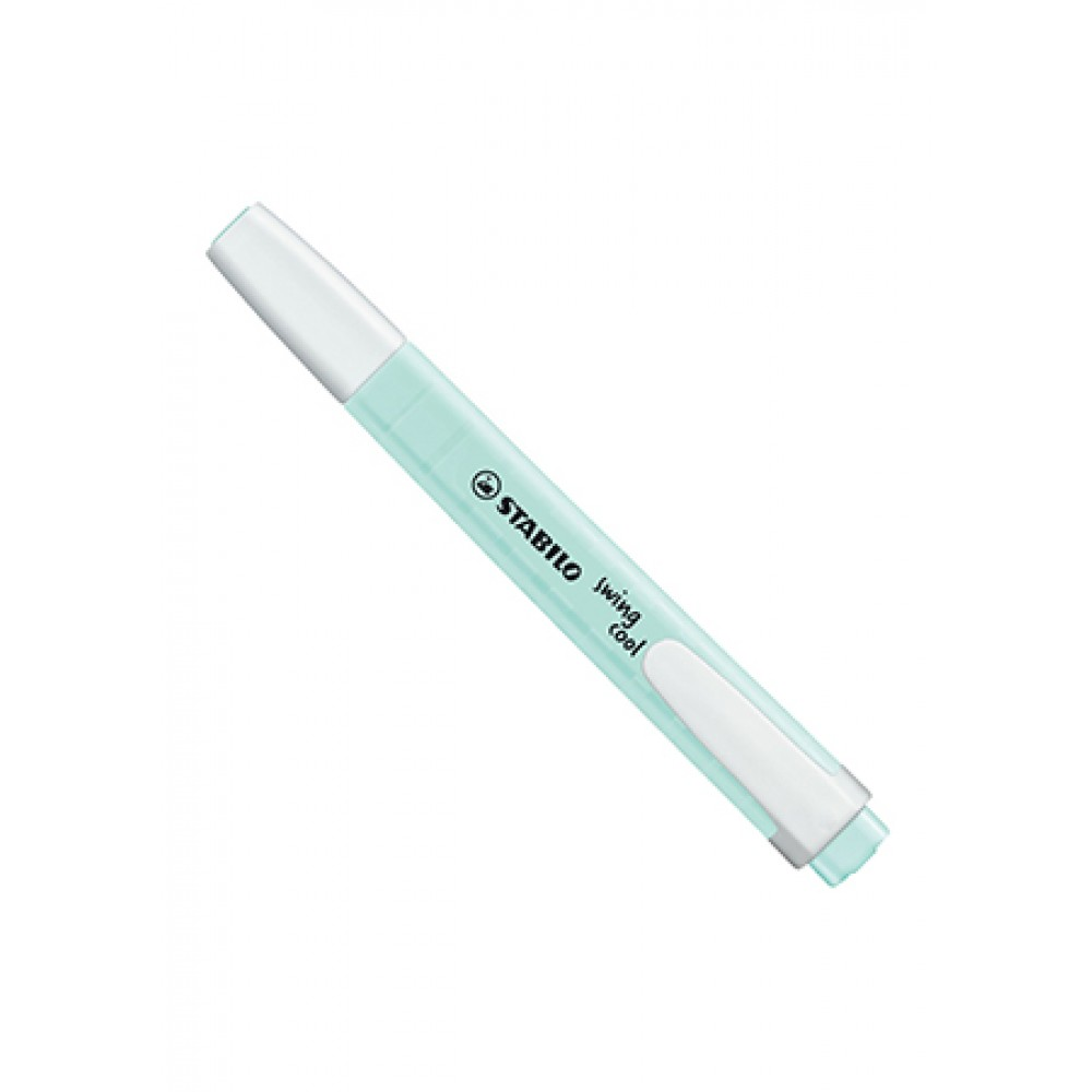 STABILO SWING COOL PASTEL Highlighter- Turquoise