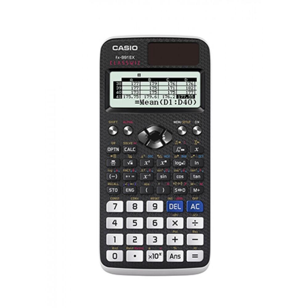 CASIO SCIENTIFIC CALCULATOR CLASSWIZ FX991EX