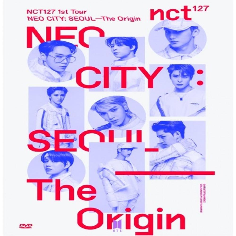 NCT 127 ARENA TOUR:NEO CITY- SEOUL (DVD)