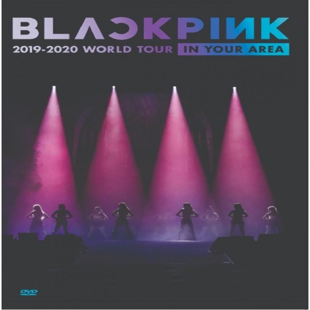 BLACKPINK 2019-2020 WORLD TOUR (DVD)