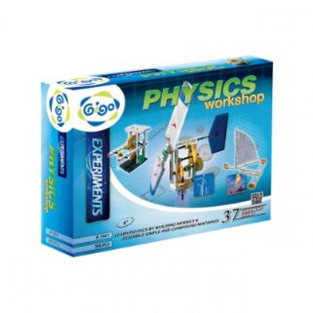 GIGO PHYSICS WORKSHOP