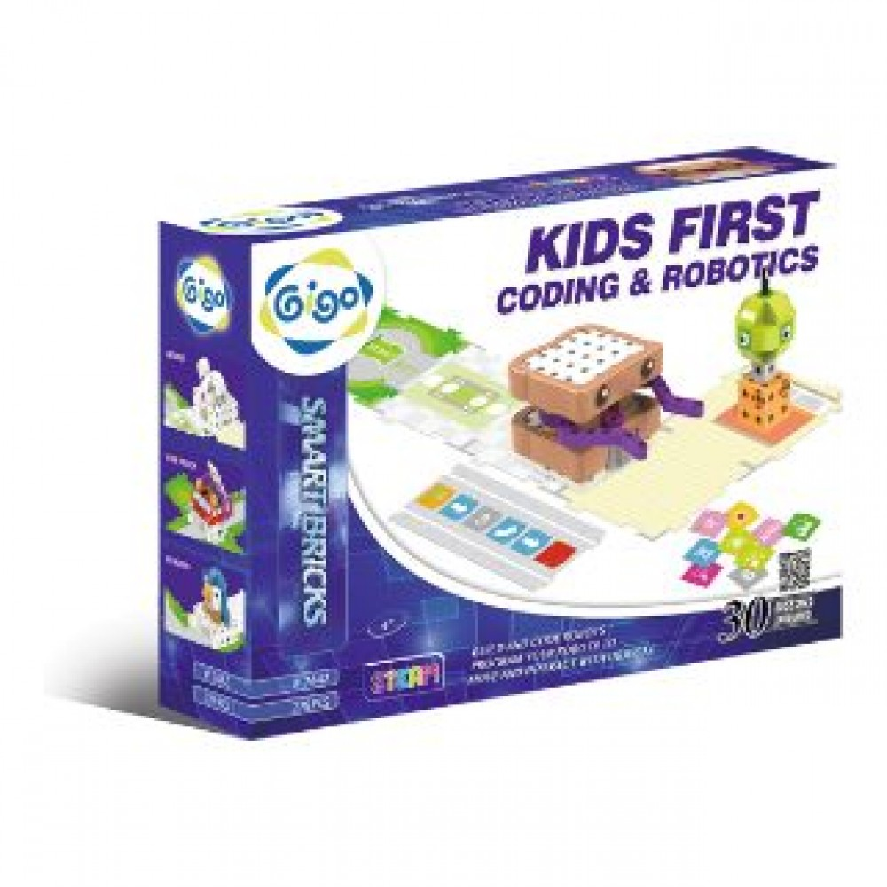 GIGO KIDS FIRST CODING