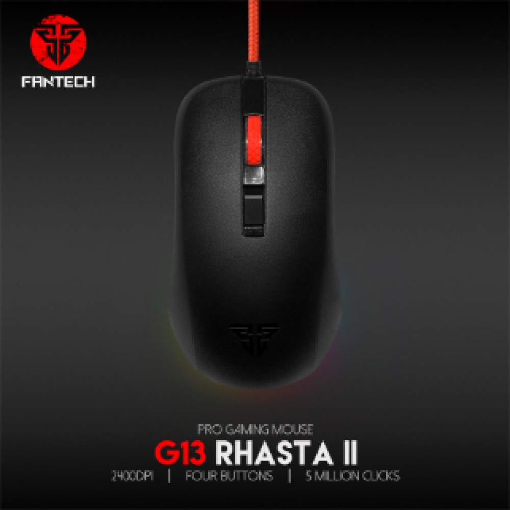 FANTECH G13 RHASTA II PRO GAMING MOUSE