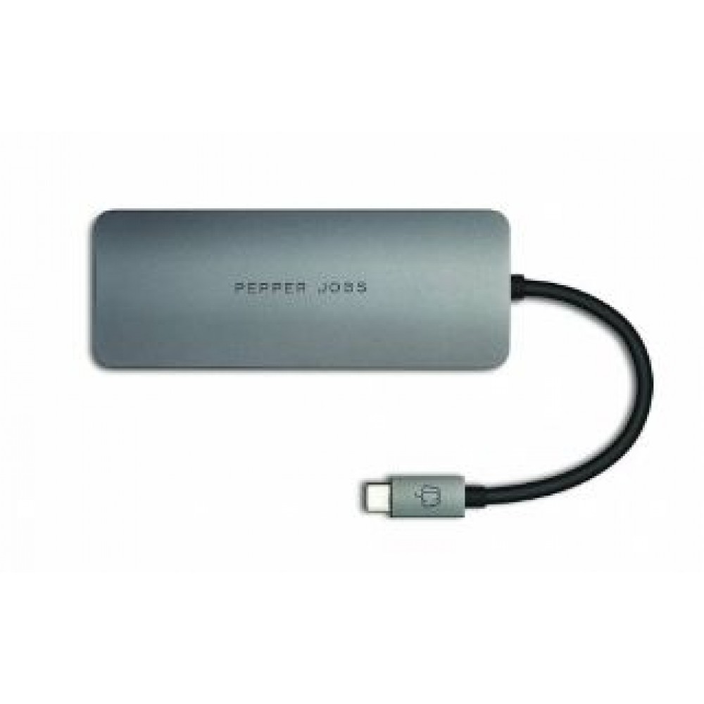PEPPER JOBS TCH4 C TO C+HDMI+2USB3.0+SD ADAPTER