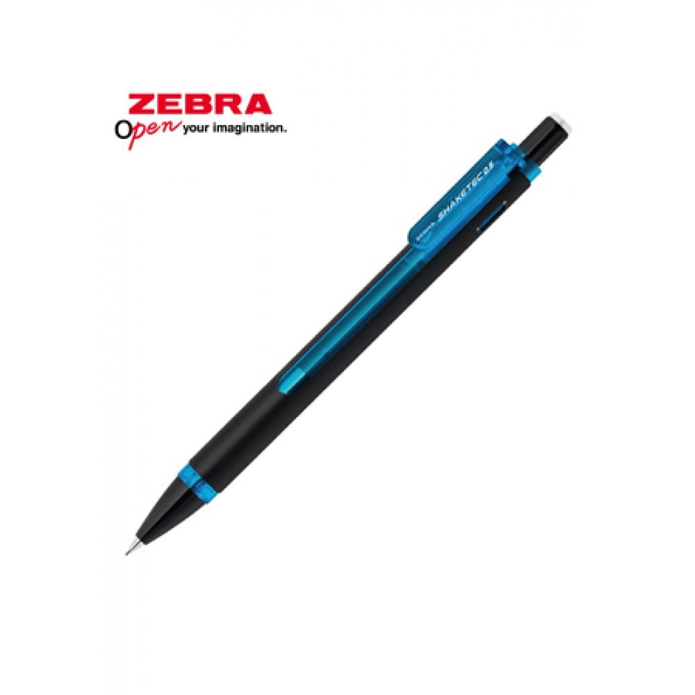 ZEBRA SHAKETEC MECHANICAL PENCIL 0.5MM - BLUE