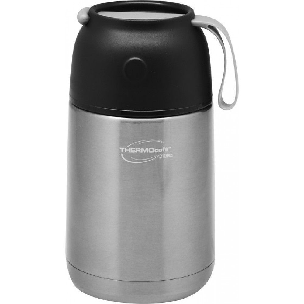 THERMOCAFE INSULATED STAINLESS STEEL FOOD JAR 650ML WITH SPOON
