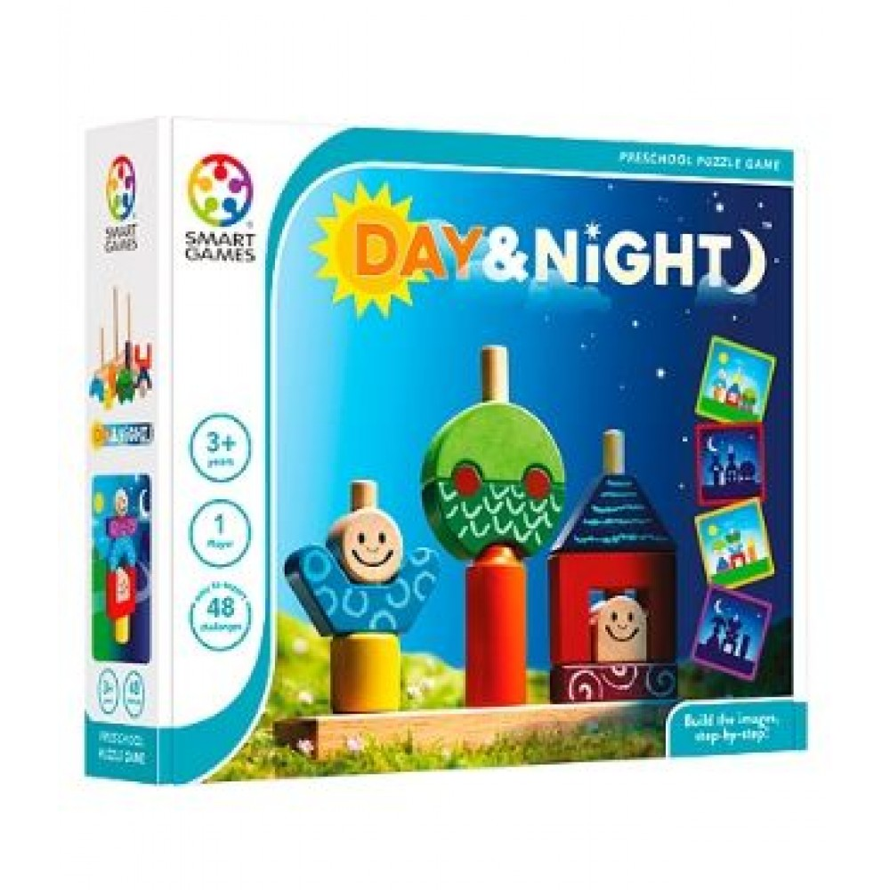 SMART GAMES DAY AND NIGHT