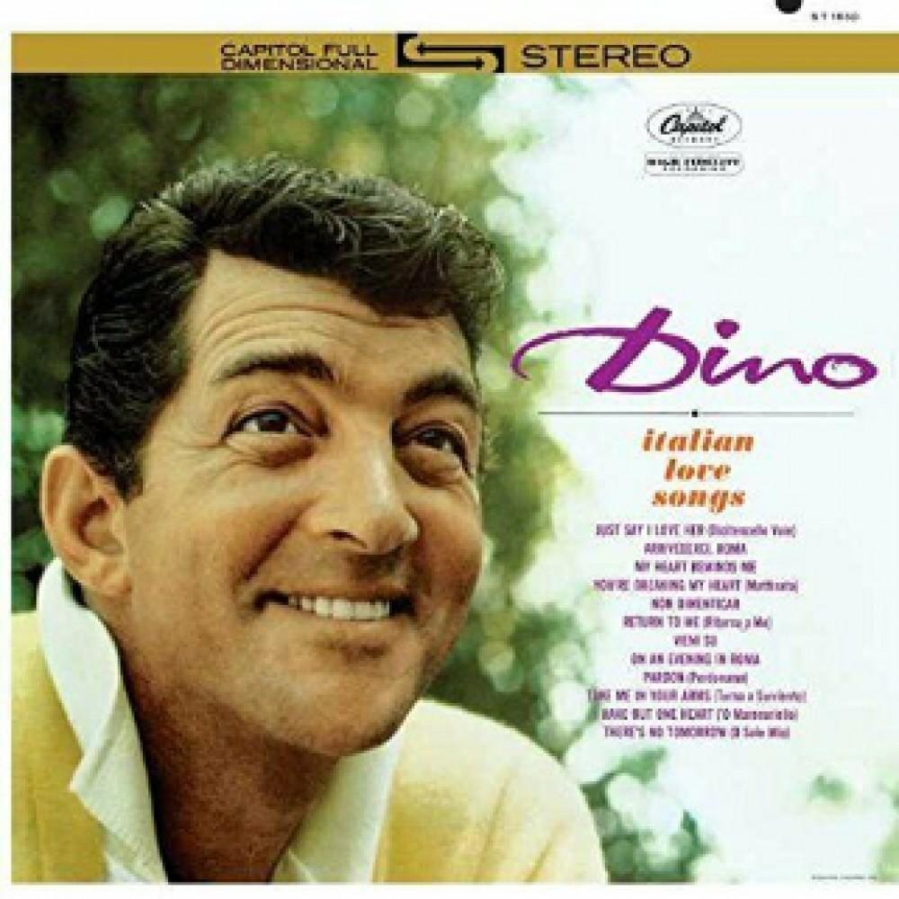 Dino:Italian Love Songs-Dean Martin [LP]