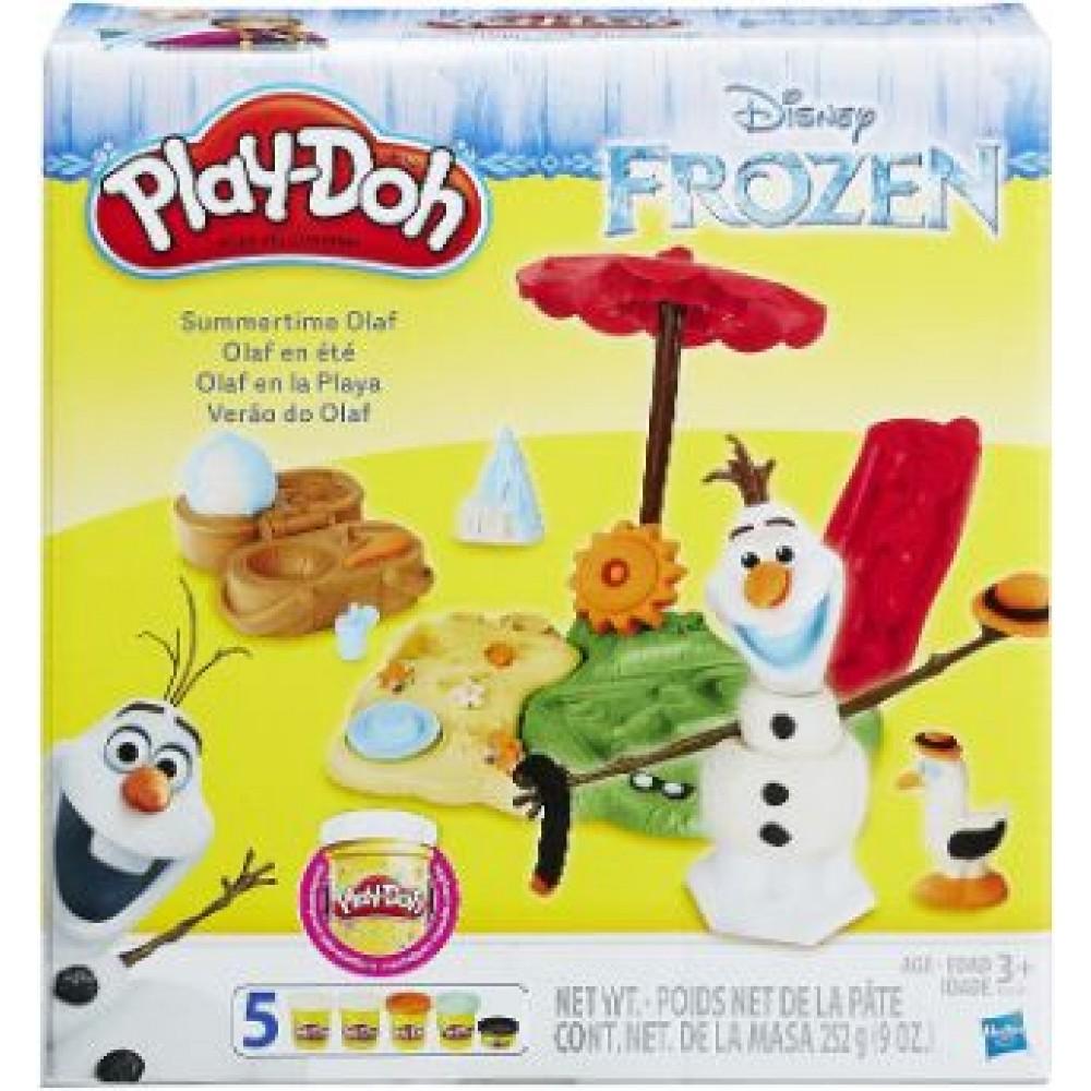 PLAYDOH SUMMERTIME OLAF