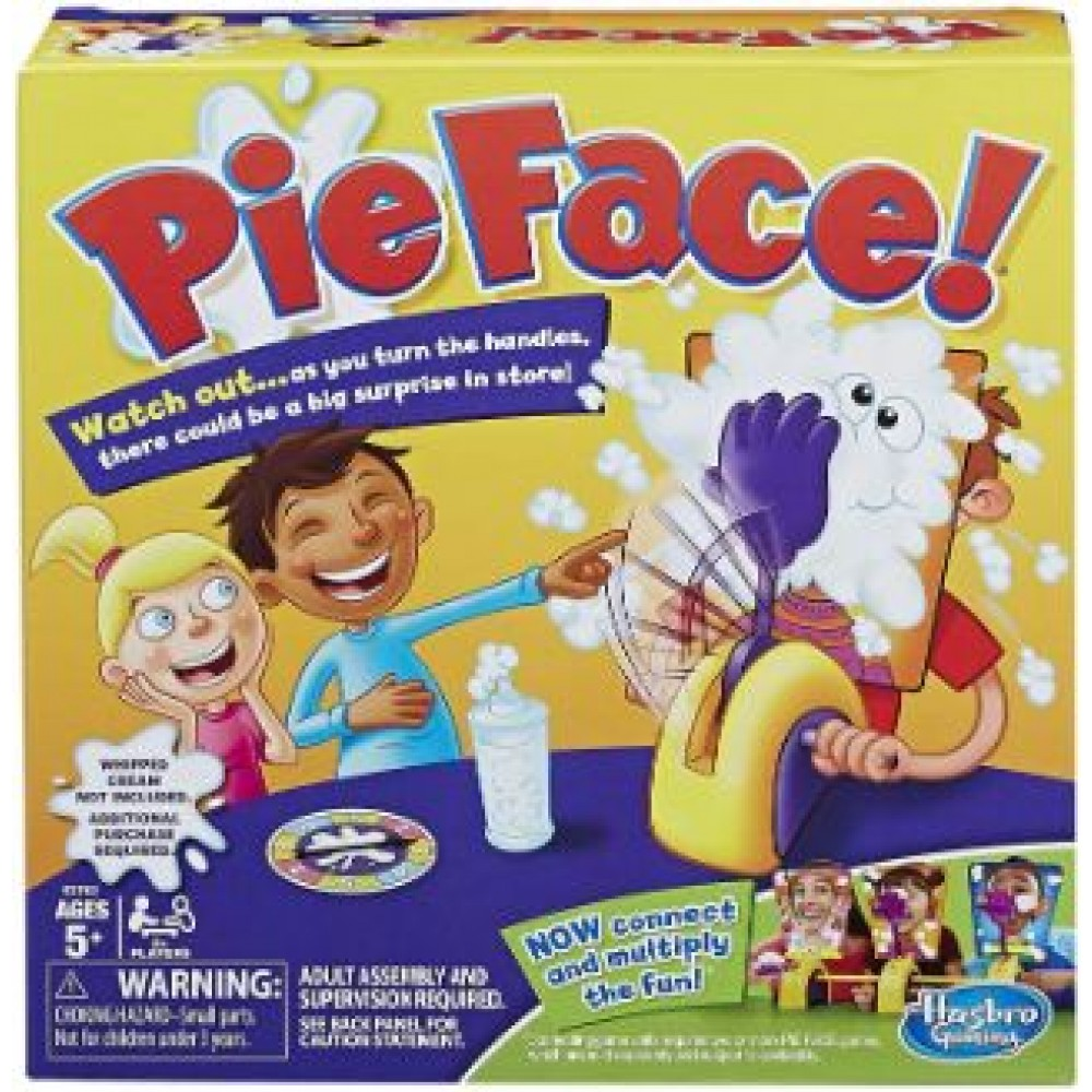 HASBRO PIE FACE CHAIN REATION