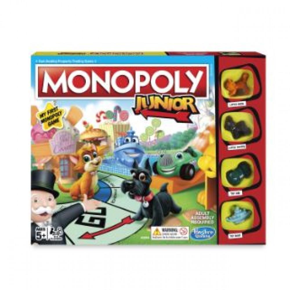MONOPOLY JUNIOR A6984
