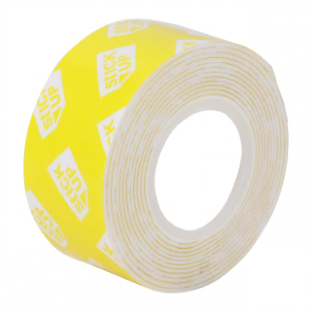 DELI DOUBLE SIDED MOUNTING TAPE 25.4MM*1.5M EA35011