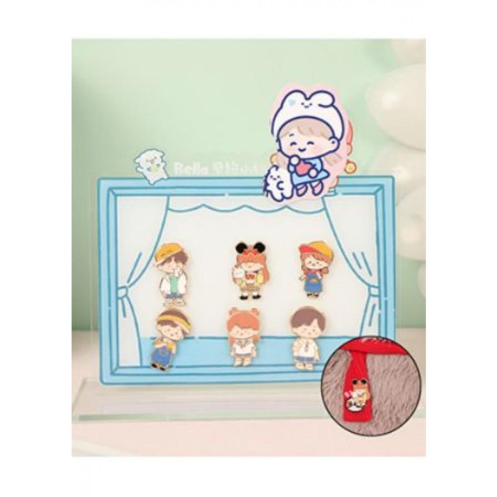 童话暖暖 MYSTERY BOX PIN DECO TR-BA13571