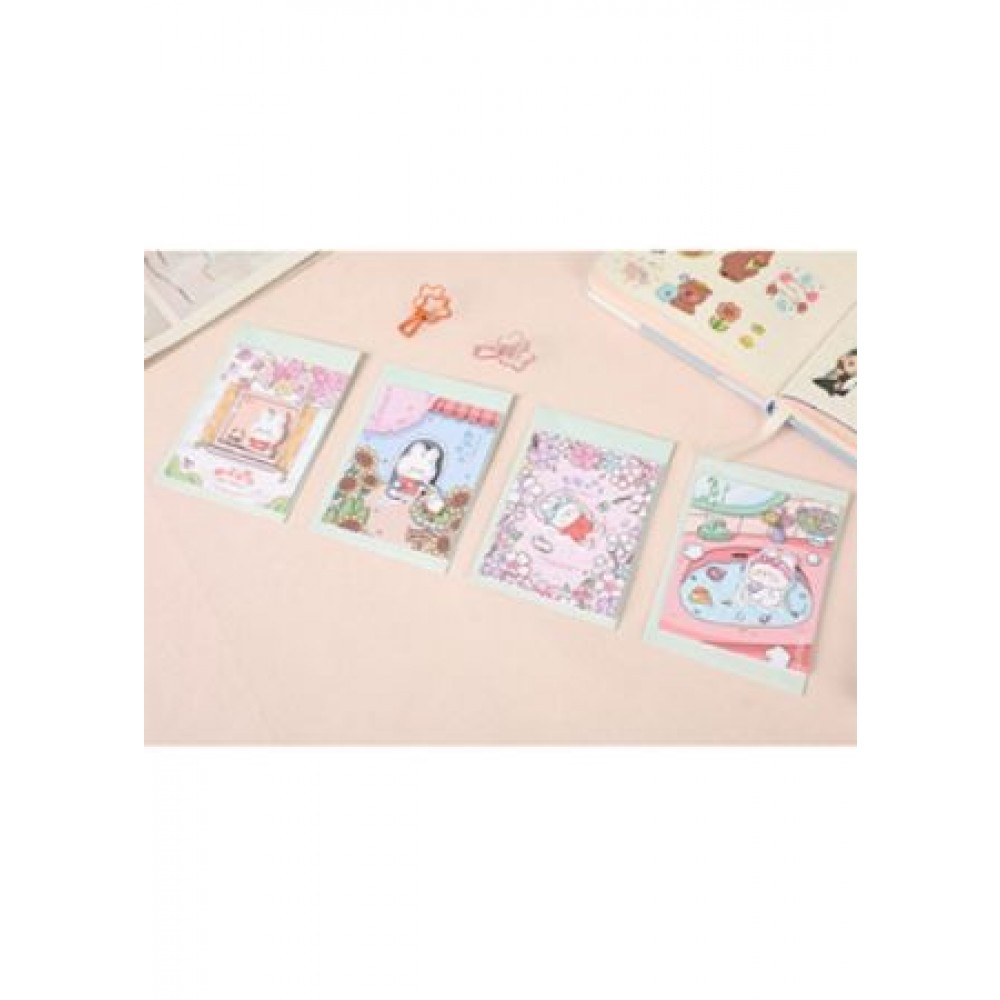 MINI GREETING CARD - 阿兔兔 TR-BA13519