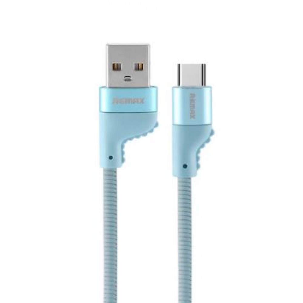 REMAX RC-108A CAMAROON TYPE-C CABLE BLUE