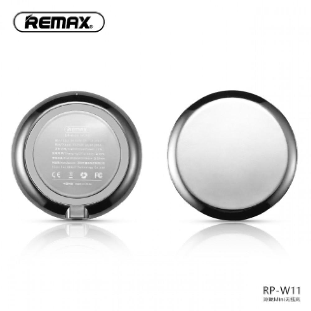 REMAX RP-W11 LINON 10W QI CHARGING PAD SILVER