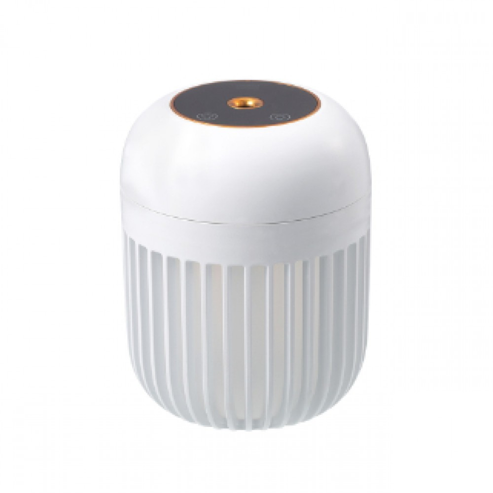 PORTABLE USB HUMIDIFIER WITH NIGHT LAMP WHITE LJH-031
