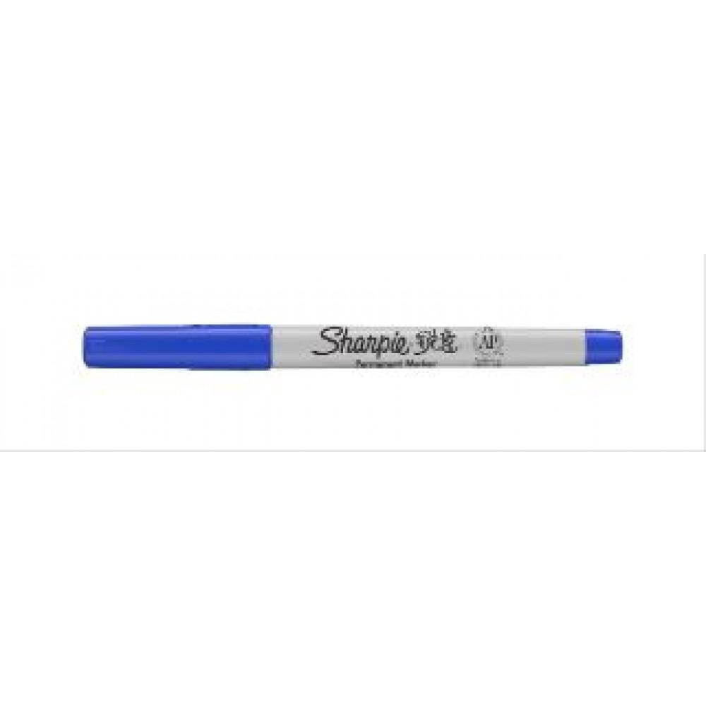 SHARPIE ULTRA FINE PERMANENT MARKER BLUE