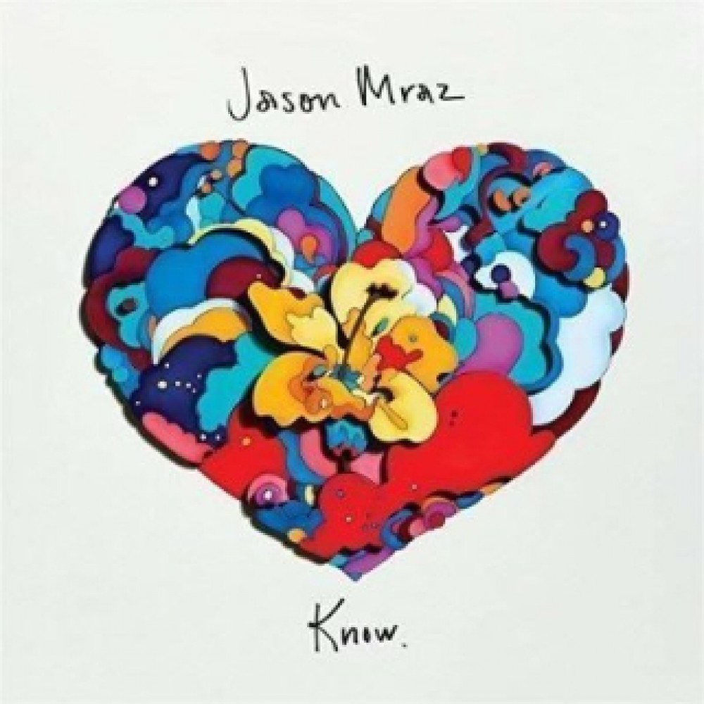 KNOW -JASON MRAZ (LP)