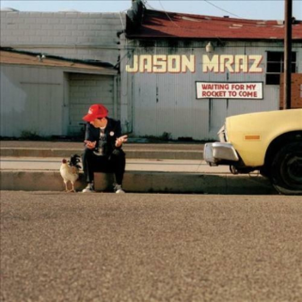 WAITING FOR MY ROCKET TO COME-J.MARZ 2LP