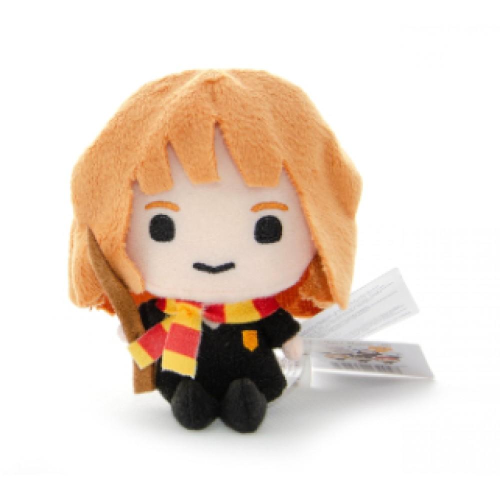 Harry Potter-Hermione Granger 4''  Character Plush Charm