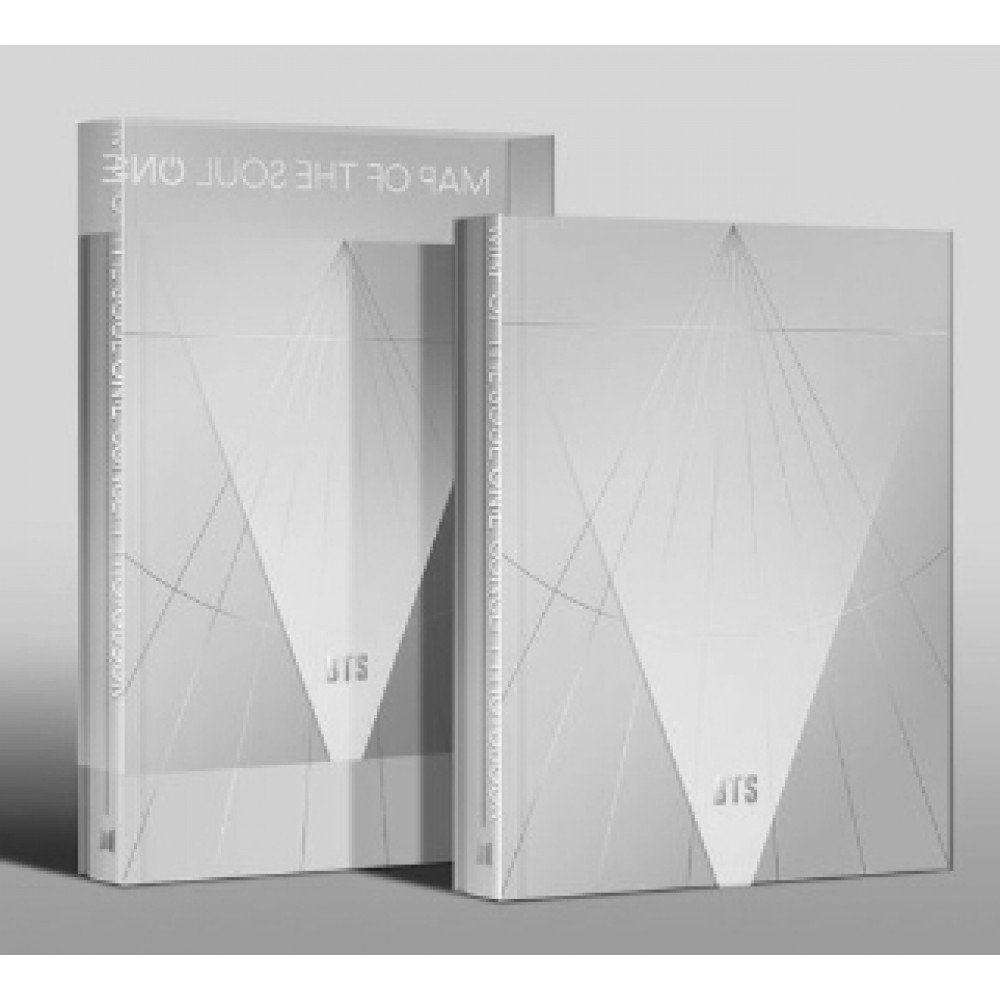 BTS - PHOTOBOOK : MAP OF THE SOUL ON:E CONCEPT PHOTOBOOK (CLUE VER.)