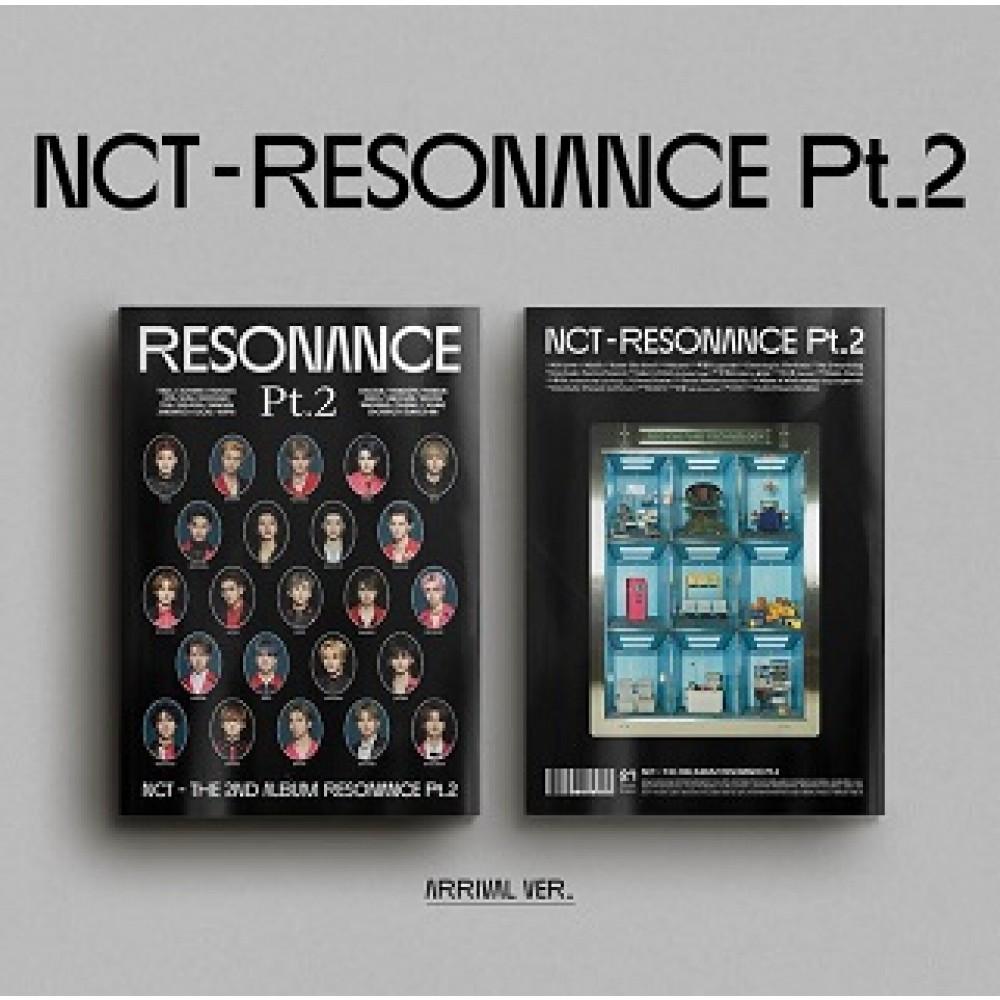NCT - 2ND ALBUM: RESONANCE PT.2 (ARRIVAL VER.)