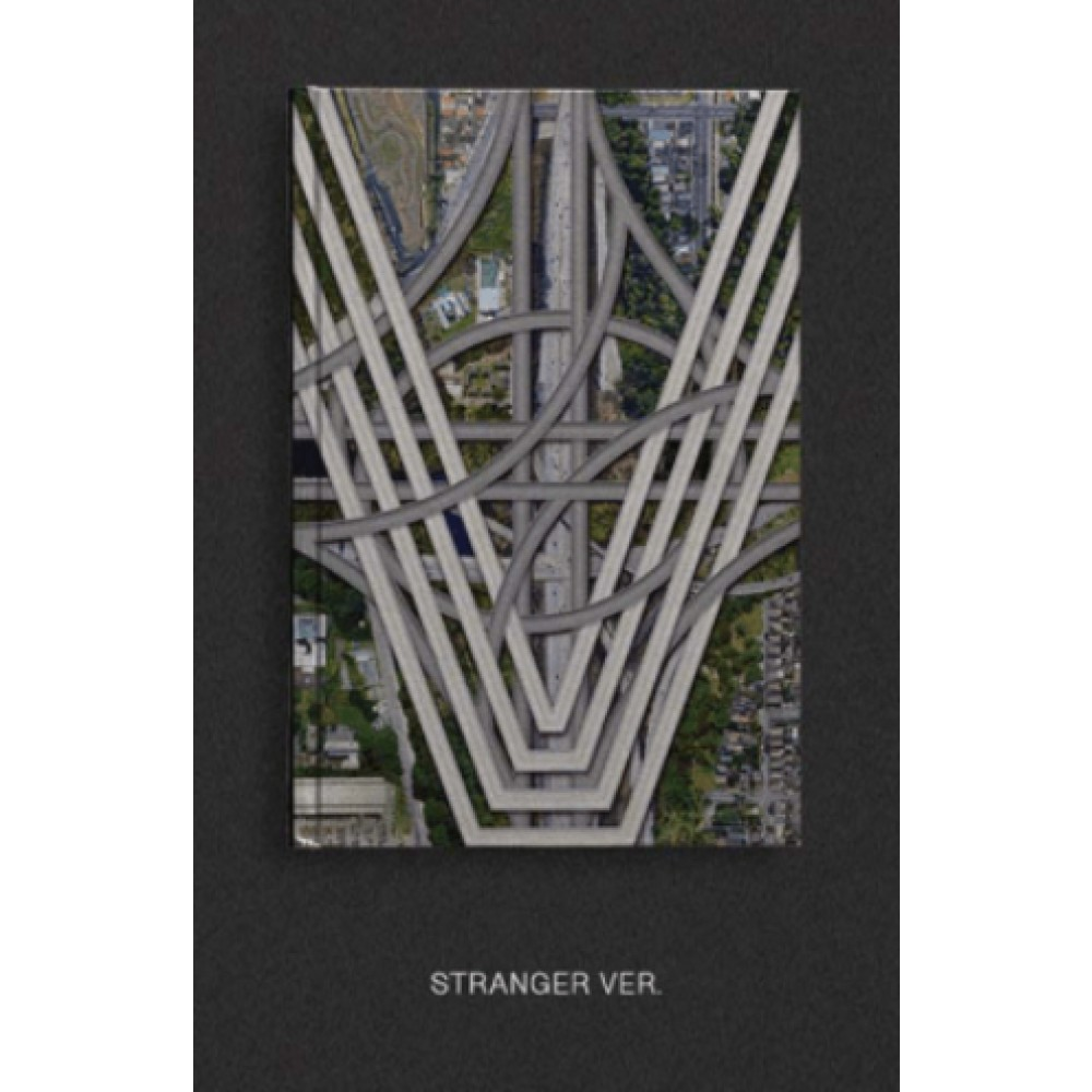 WAYV - 3RD MINI ALBUM: KICK BACK (STRANGER VER.)