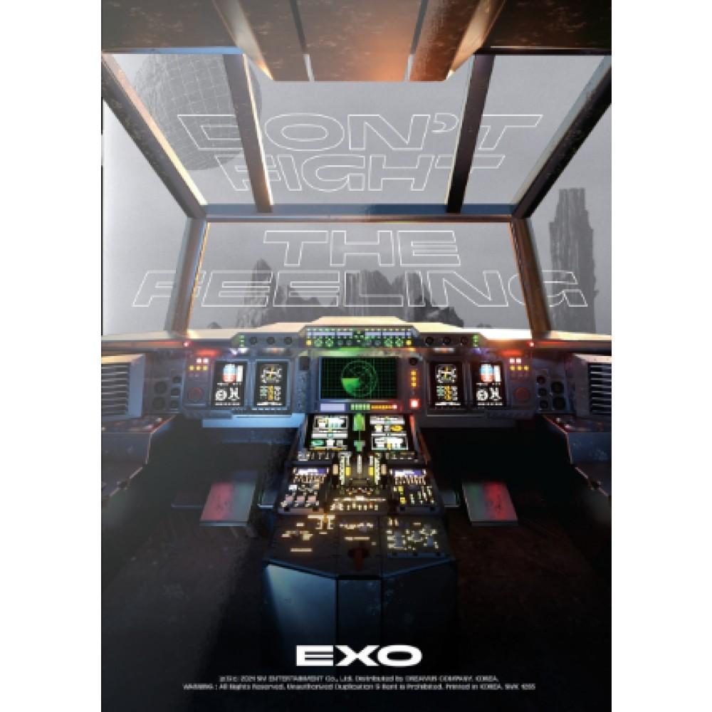 EXO - DON'T FIGHT THE FEELING (PHOTOBOOK 1 VER.)
