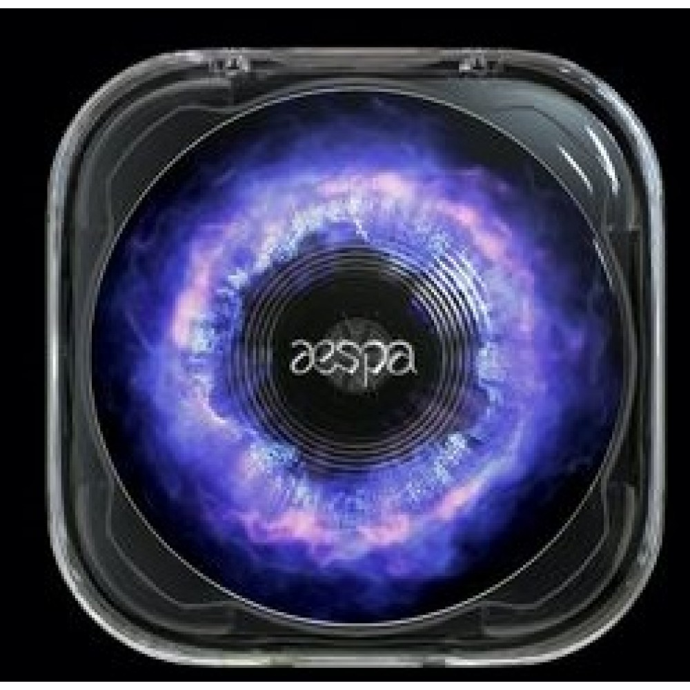 AESPA - 1ST MNI ALBUM : SAVAGE (P.O.S VER.)