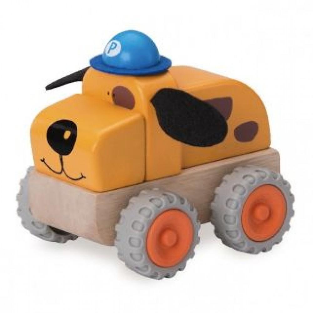 WONDERWORLD POLICE DOG CAR