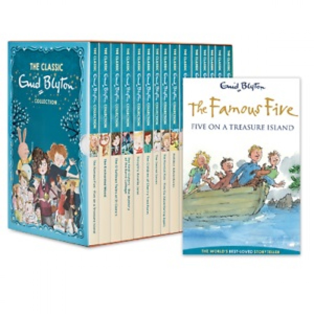 C-THE CLASSIC ENID BLYTON COLLECTION SLICASE