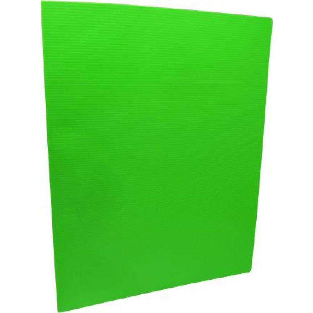 POP BAZIC O RING FILE A4 20MM BRIGHT GREEN