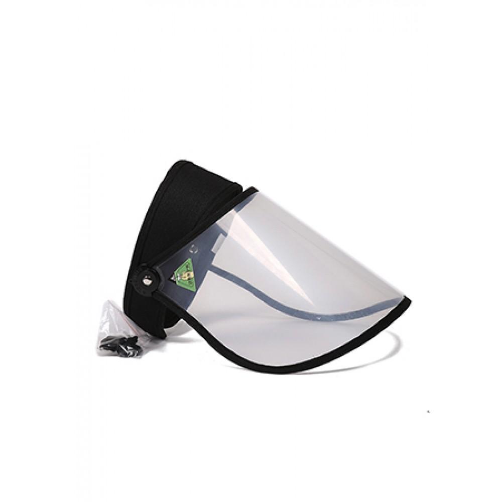 PROTECTIVE FACE SHIELD CAP