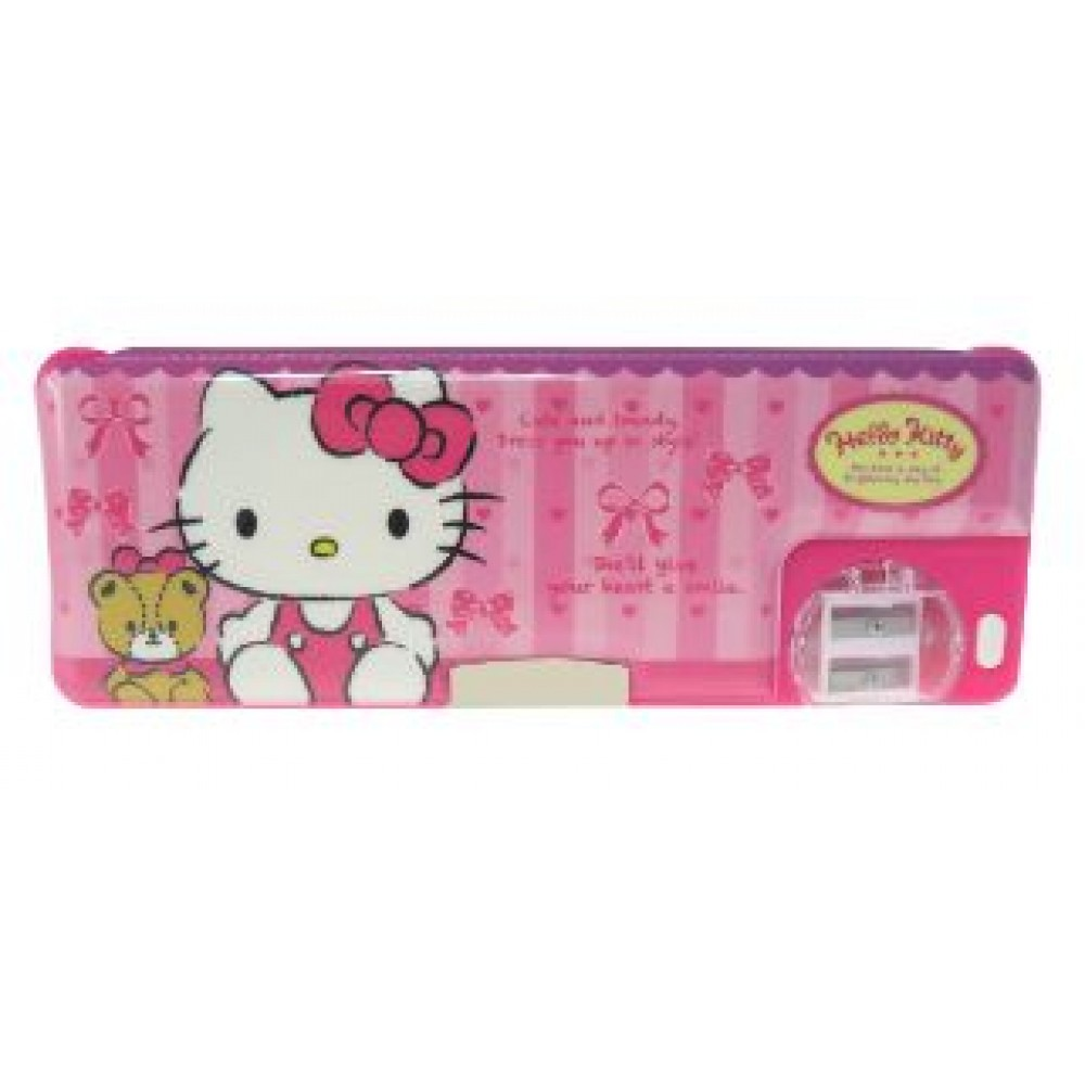 HELLO KITTY MAGNETIC PENCIL CASE