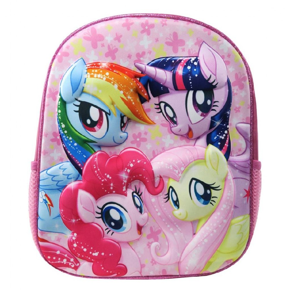 """MY LITTLE PONY BACKPACK 12"""""""