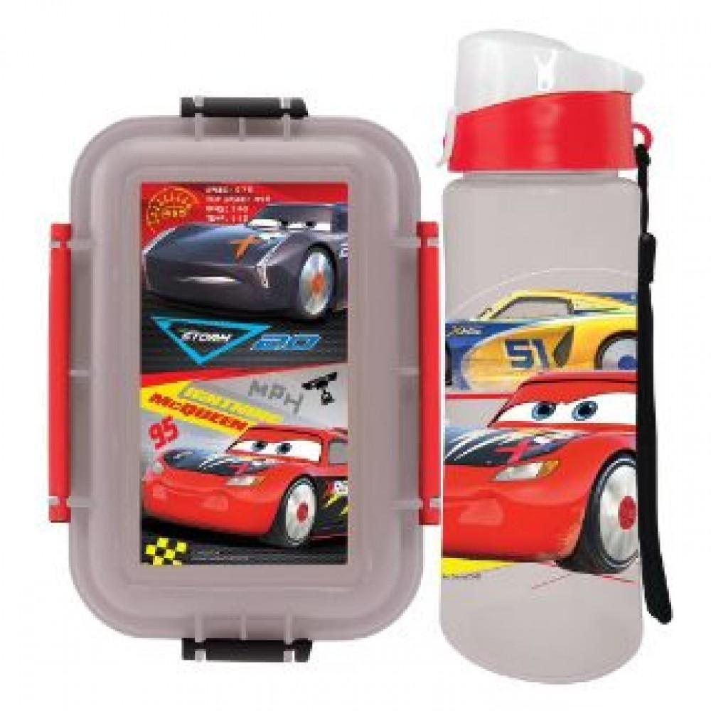 CARS LUNCH BOX SET