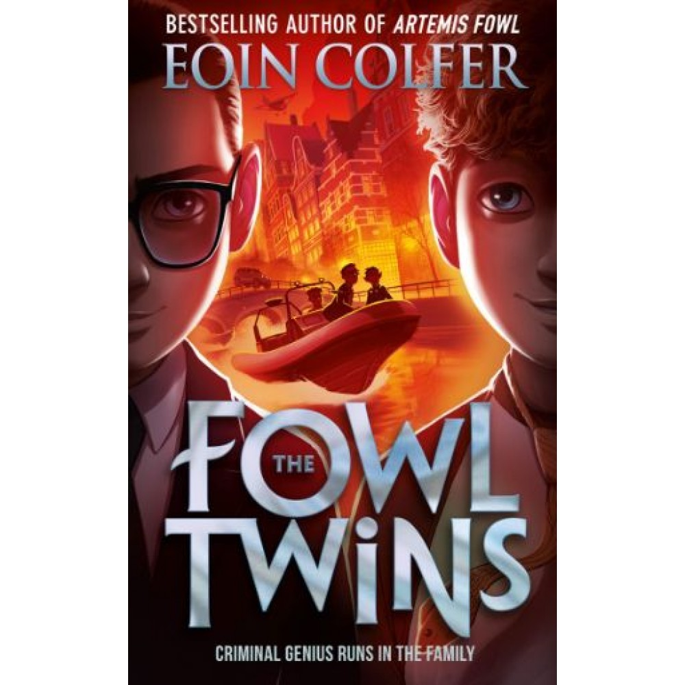 The Fowl Twins #01